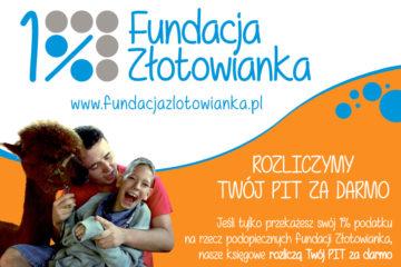 Fundacja Złotowianka- Darmowe pity