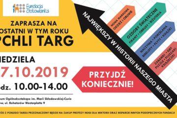 Fundacja Złotowianka- Pchli Targ